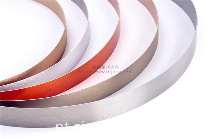 Hot Selling Furniture Aluminum Edging